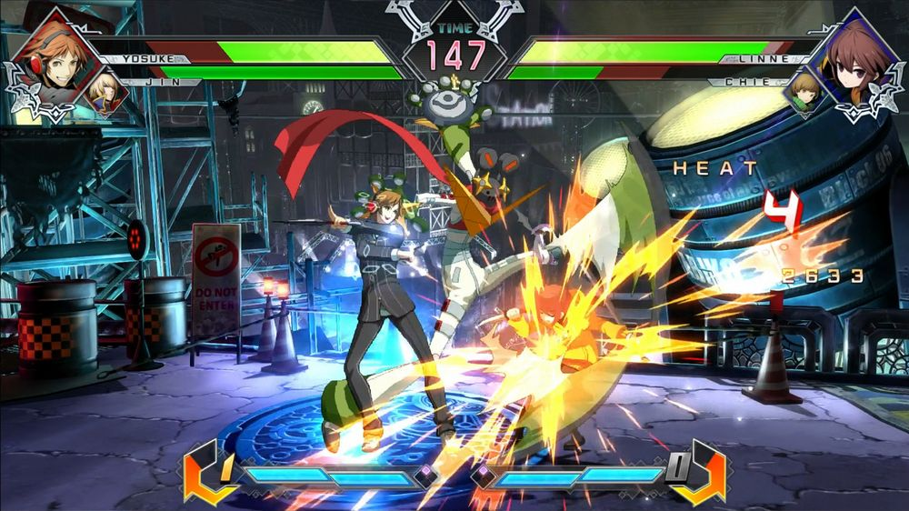 Blazblue Cross Tag Battle -  Screenshot 8