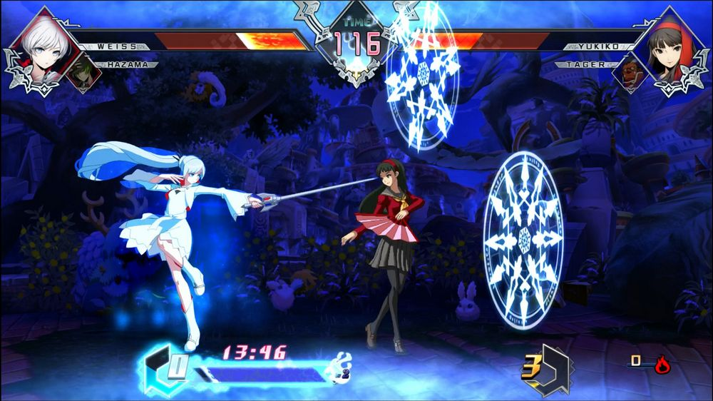 Blazblue Cross Tag Battle -  Screenshot 5