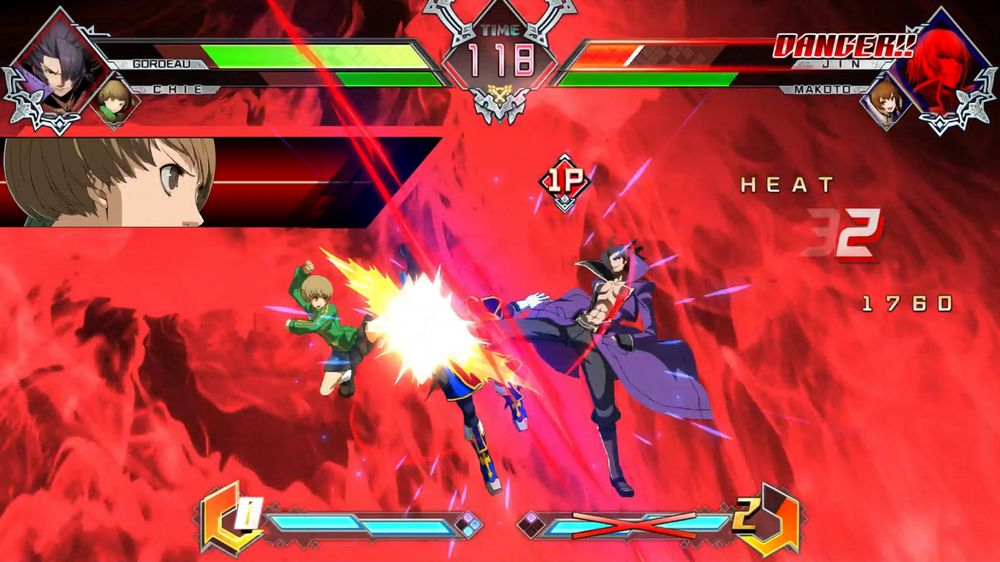 Blazblue Cross Tag Battle -  Screenshot 6