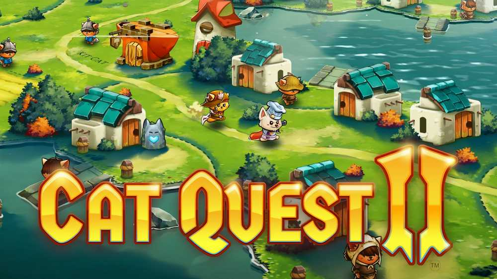 Cat Quest- Screenshot