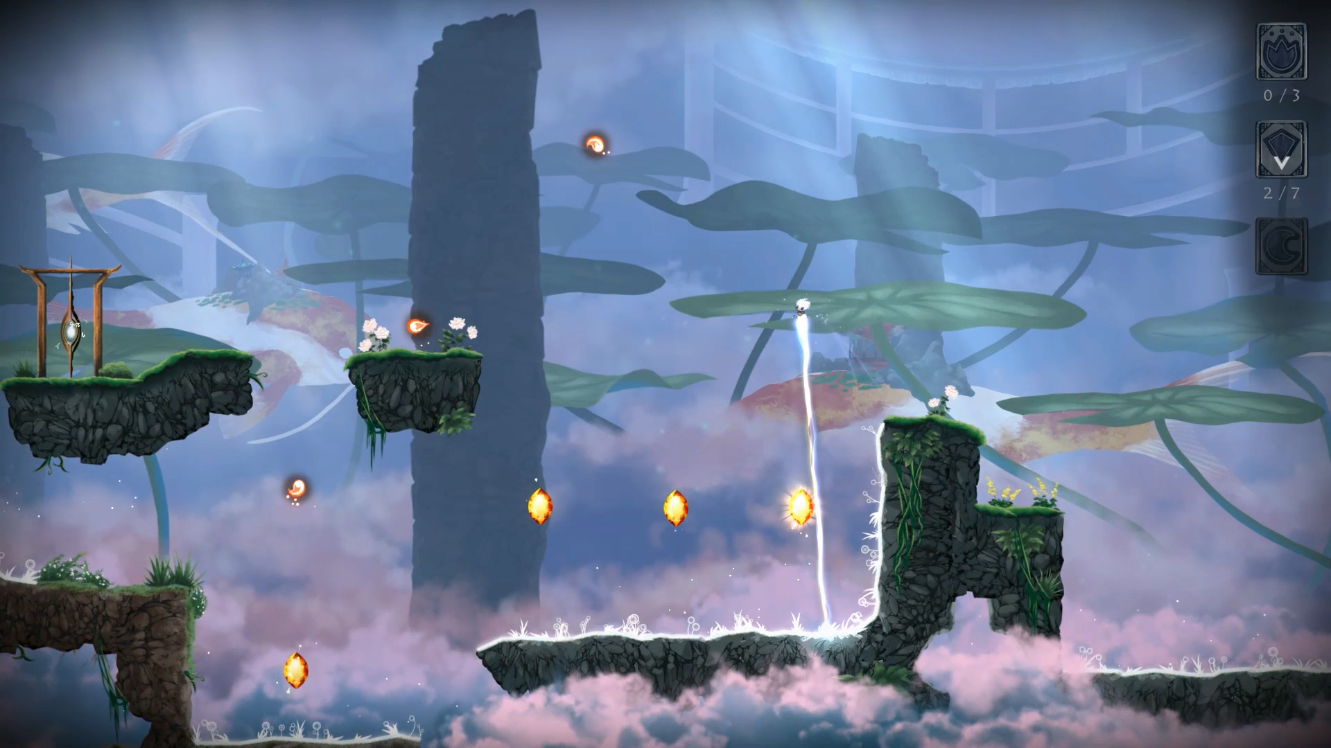 Mythical 2D Puzzle-Platformer Evergate announced!