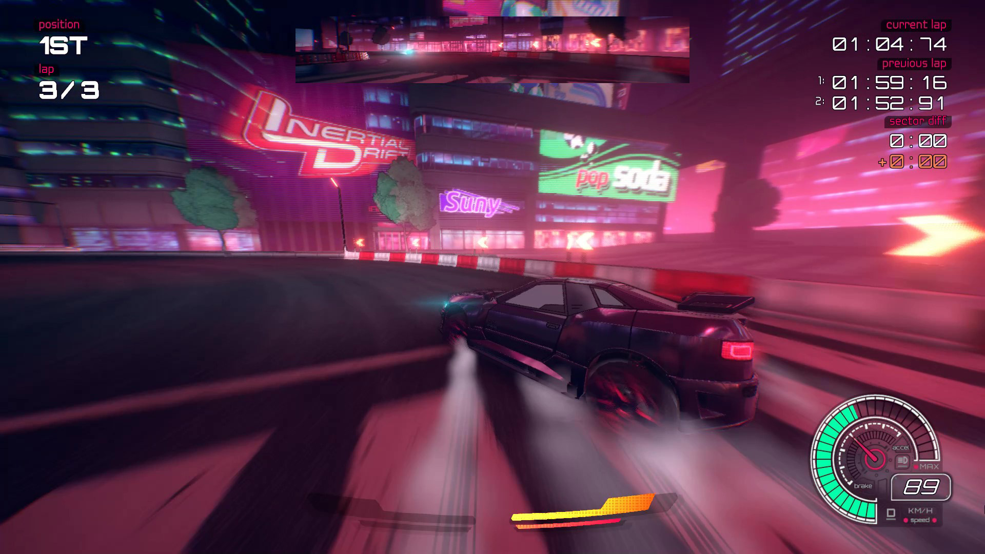 Inertial Drift Screenshot