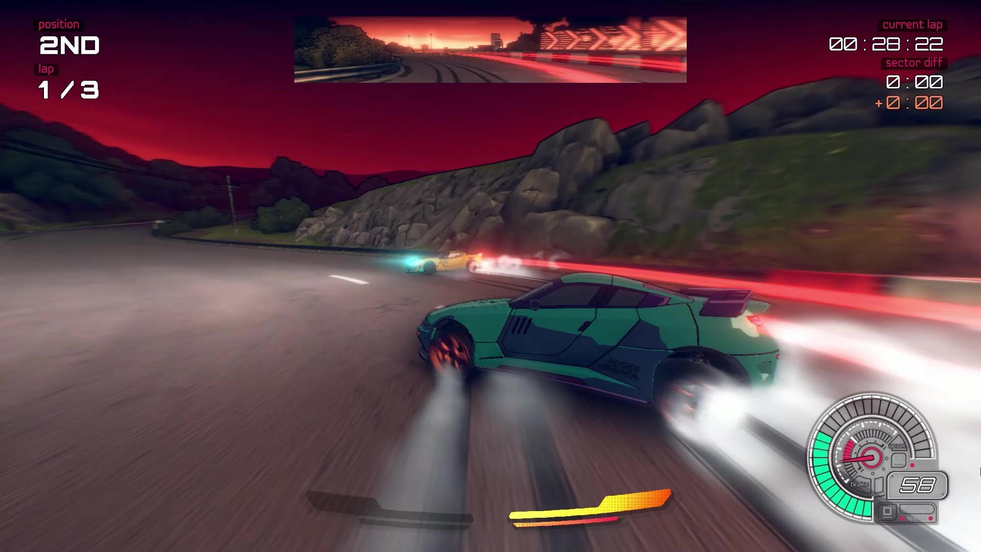Inertial Drift Screenshot 5