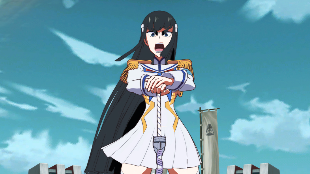 Kill la Kill - Screenshot