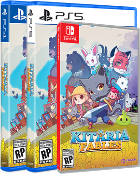 Kitaria Fables Games