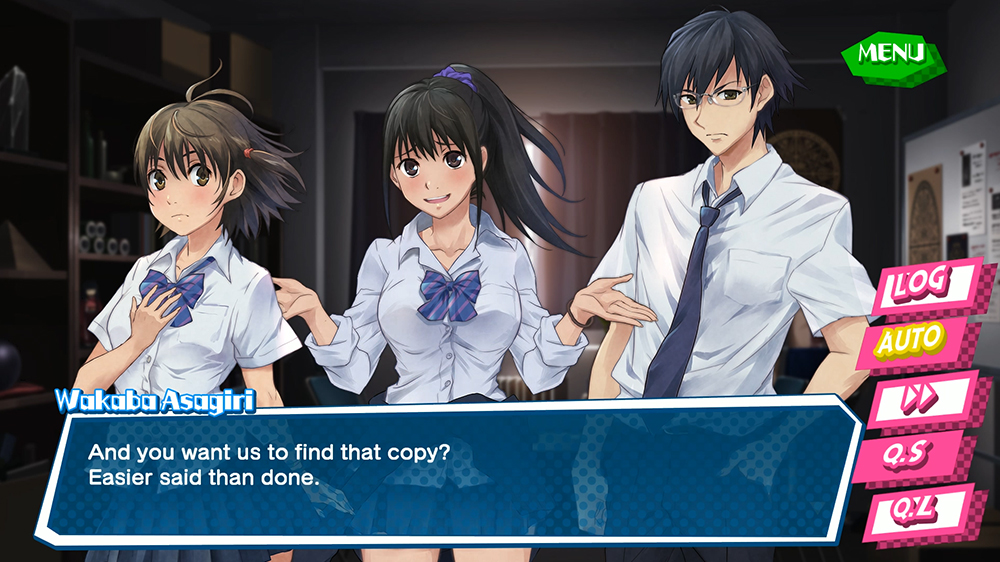 Kotodama - Screenshot 7