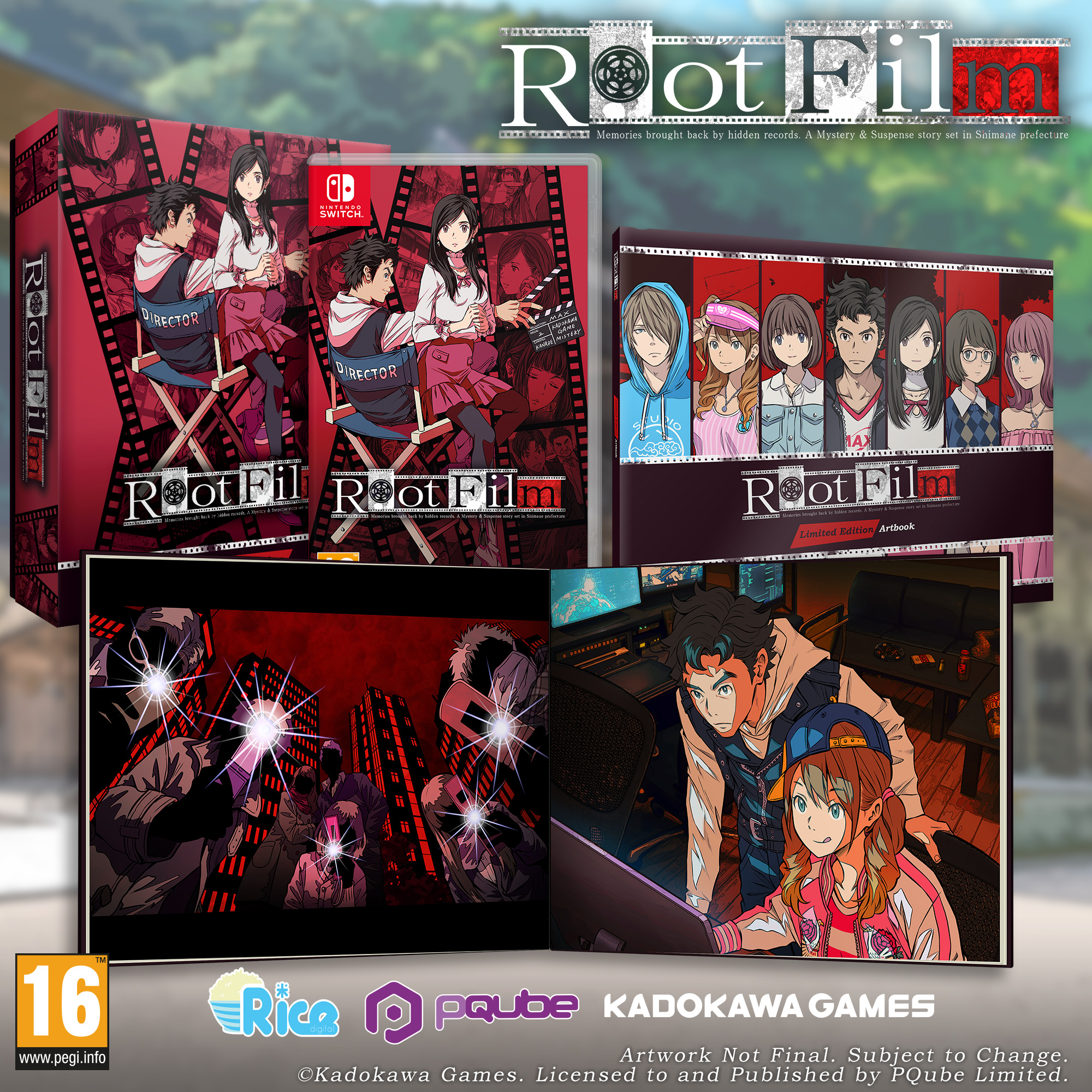 Root Film SWITCH Special Edition