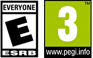 Rated E Everyone ESRB