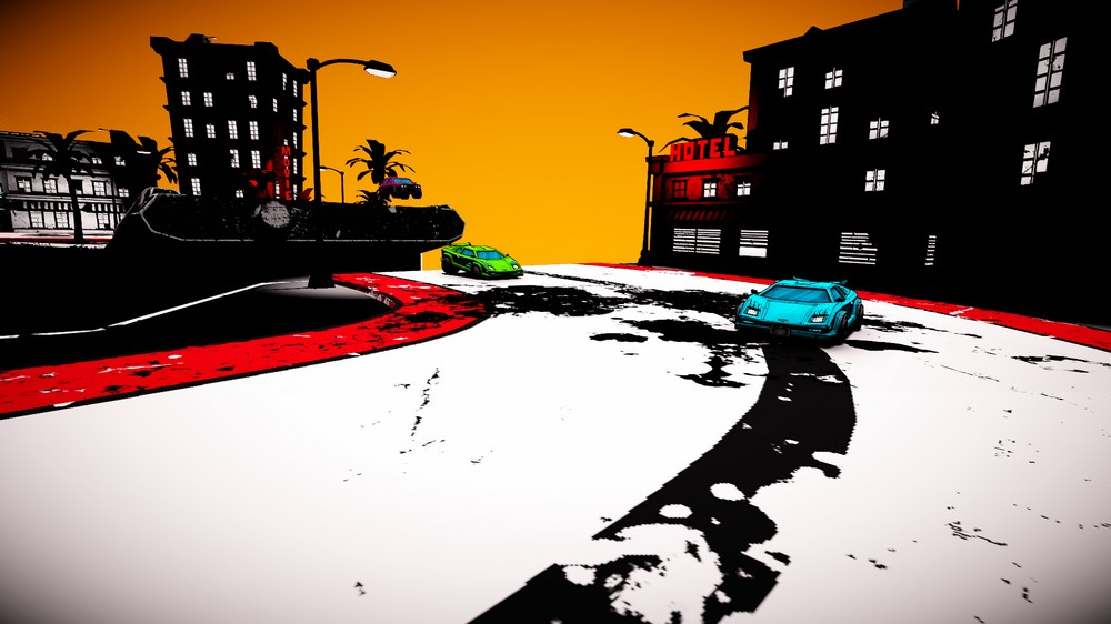 Street Heat- Screenshot 2
