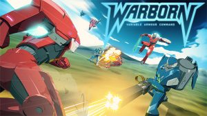 Warborn out now